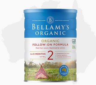 BELLAMY\'S 贝拉米 婴幼儿配方奶粉