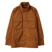 Meters bonwe 美特斯邦威 男士短款修身夹克