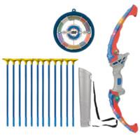 移动专享:砺能 发光弓箭大号 送12支箭+箭筒+标靶