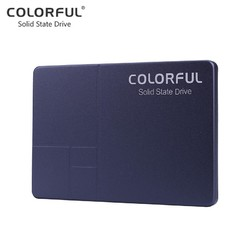 Colorful 七彩虹 战戟 SATA3 128G 固态硬盘