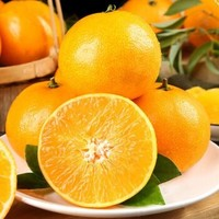 巴谷鲜 新鲜水果手剥果冻超甜橙子  含箱10斤