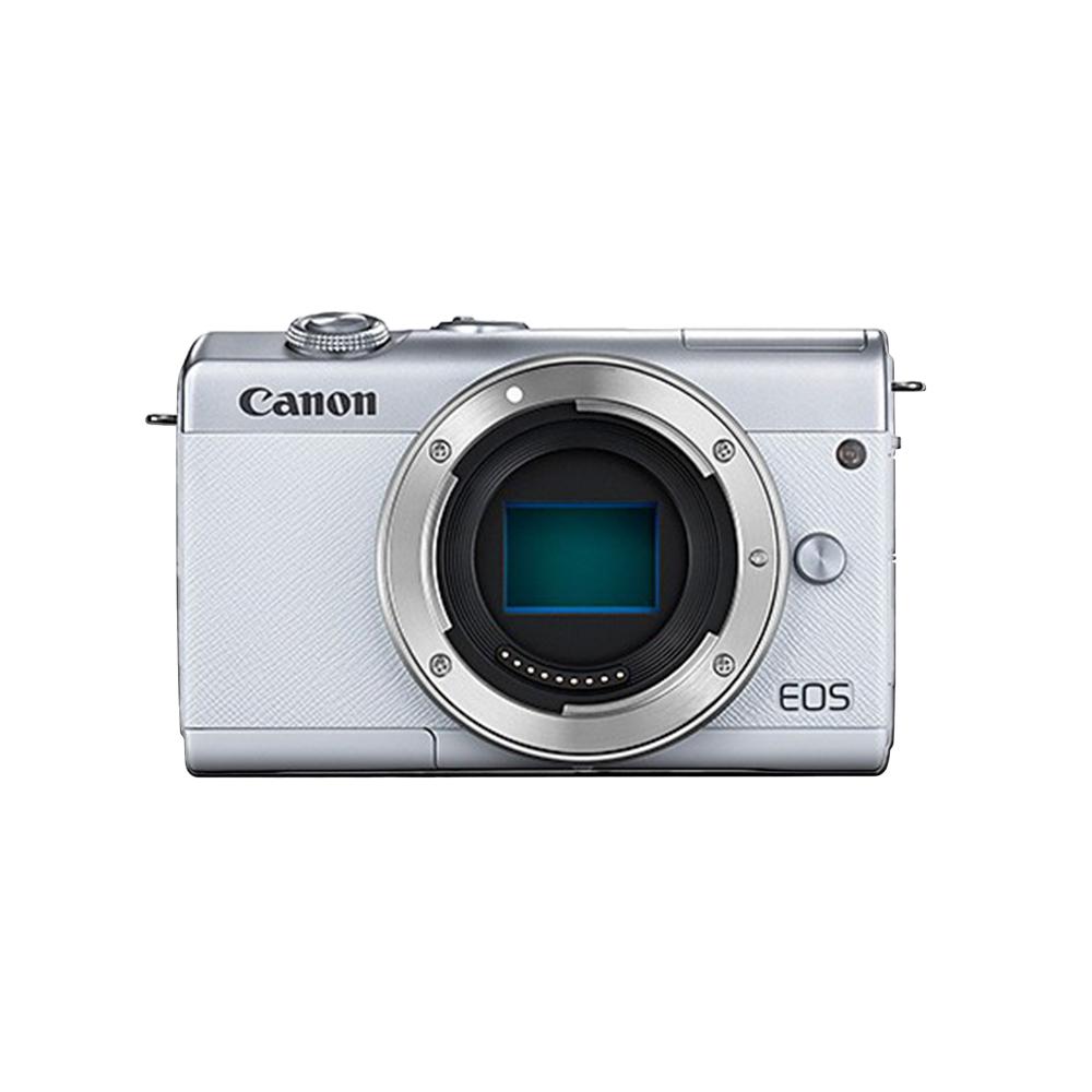 双十一预售:【直营】Canon/佳能 M200(15-45)入门级微单 高清Vlog 4K摄像