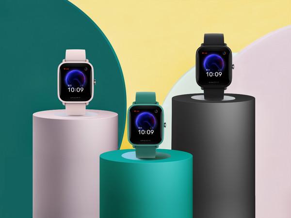 299元,支持血氧检测的国民健康手表!Amazfit Pop 智能手表