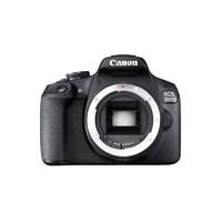 双十一预售:Canon/佳能 EOS 2000D EF-S18-55mm DC III 数码单反相机套裝