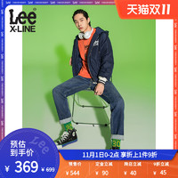 【预售】【薇娅推荐】LeeXLINE20新726标准直筒男牛仔裤L127263QJ