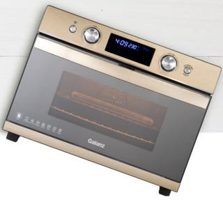 Galanz 格兰仕 KG20E49EQ-K1S 智能光波电烤箱 49L 金色