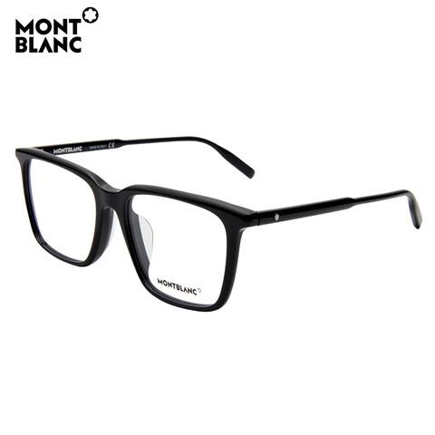 Montblanc 万宝龙 时尚光学平光近视镜休闲眼镜 MB0011OA