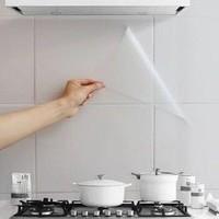 JU ER 聚珥  厨房防油贴纸 透明 60cm*3m(刮板)