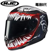 HJC 毒液二代 摩托车头盔 RPHA 11漫威轻量级跑盔 L