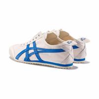 Onitsuka Tiger 鬼塚虎 Mexico 66 Slip-on 中性休闲运动鞋 D3K0Q-0042 奶白/蓝色 44.5