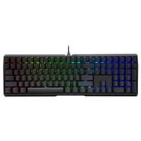 CHERRY 樱桃机械键盘MX Board 3.0S 背光键盘吃鸡键盘游戏键盘笔记本键盘电脑键 MX3.0S 黑色RGB 黑轴