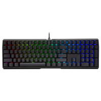 CHERRY 樱桃机械键盘MX Board 3.0S 背光键盘吃鸡键盘游戏键盘笔记本键盘电脑键 MX3.0S 黑色RGB 红轴