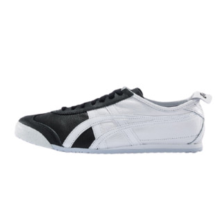 Onitsuka Tiger 鬼塚虎  Mexico 66 中性休闲运动鞋 1183A646-009 黑色/白色 38