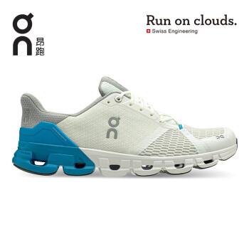 On昂跑 2020夏季新款轻量减震灵活男款支撑型跑鞋 Cloudflyer White / Blue 白 / 蓝 47 US(M12)