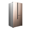 Ronshen 容声 BCD-410WD11HPC 变频三门冰箱 410L 婵娟棕