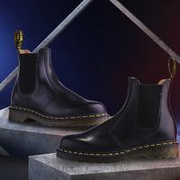 Dr.Martens 马丁大夫 2976 经典光面皮切尔西靴