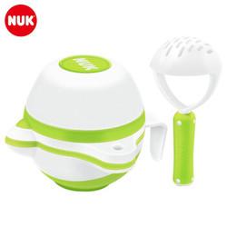 NUK研磨碗婴幼儿多功能研磨套装
