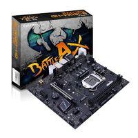 Intel 英特尔I 3 10100F 散片+h410 MK PRO 板U套装
