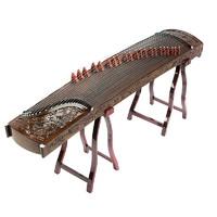 双十一预售 : 润扬 古筝九龙金丝楠木古筝琴  高端收藏实木古筝扬州