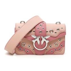 Pinko mini Love 镂空燕子包
