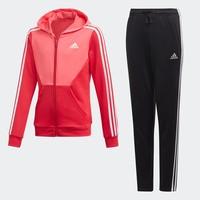 adidas 阿迪达斯 adidas YG HOOD PES TS 儿童装训练运动套装