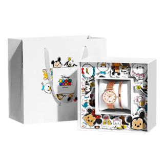 【双11预售】正港迪士尼手表女联名限量款ins风潮流简约学生礼盒