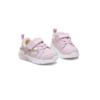Balabala 巴拉巴拉 女童闪灯学步鞋 粉紫色