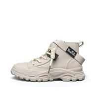 YEARCON 意尔康 儿童加绒运动鞋 ECZ0523414 米白色