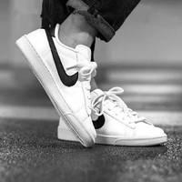 1日0点、历史低价、考拉海购黑卡会员 : Nike 耐克 COURT ROYALE SL 844802 男士休闲板鞋