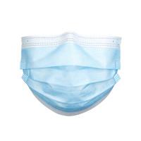 盛和爱众 医用外科一次性口罩 蓝色 10只装*5包