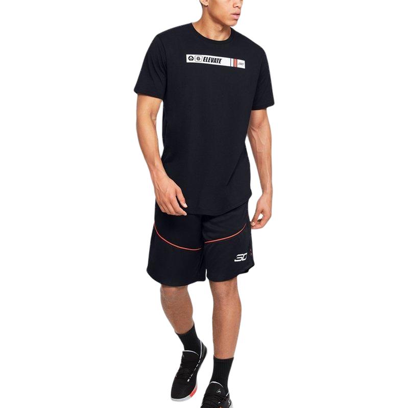 UNDER ARMOUR 安德玛 SC30 1351328 男子篮球运动T恤