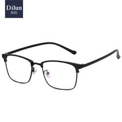 狄伦 抗防蓝光辐射眼镜