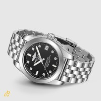 BREITLING 百年灵 breitling银河系列 W7433012 BE08 女款石英腕表