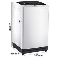 TCL B100L100 全自动波轮洗衣机 10KG