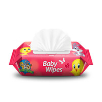 婴幼儿湿巾 1大包X50抽