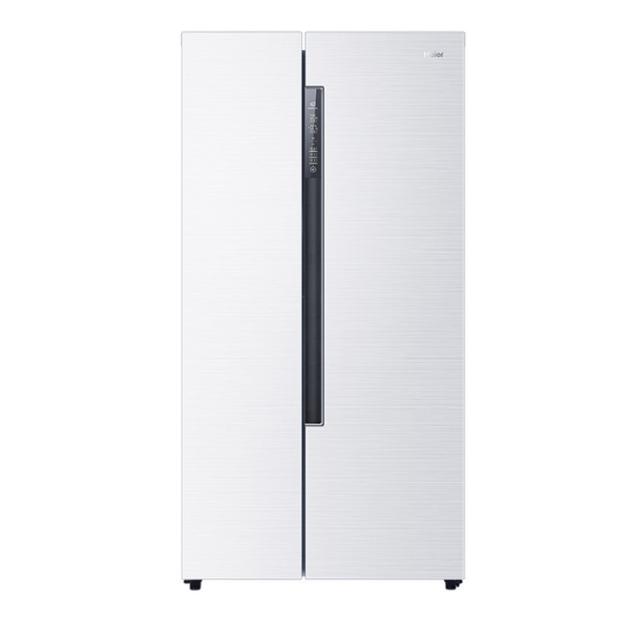 Haier 海尔 BCD-571WDEMU1 变频对开门冰箱 571L 白色