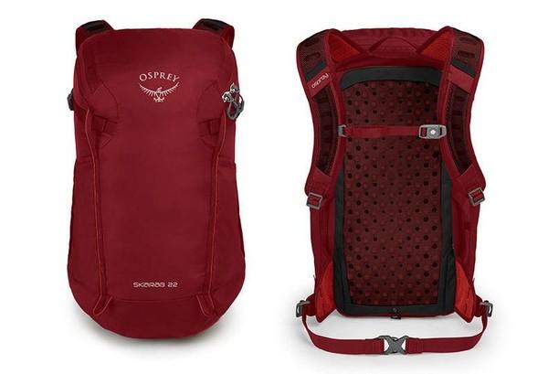 开奖了:OSPREY SKARAB甲虫 户外徒步旅行双肩背包