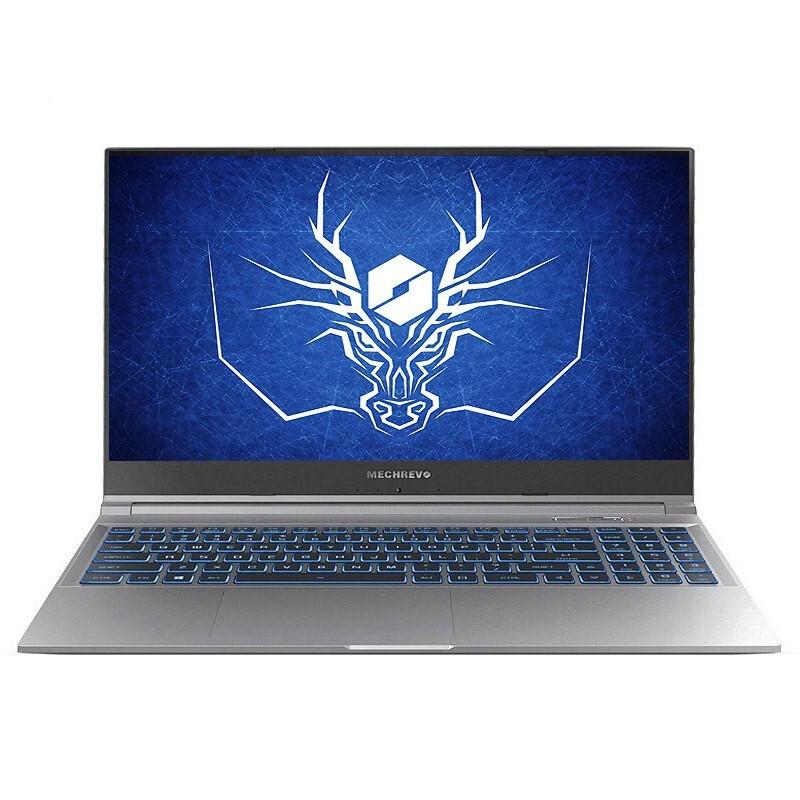 MECHREVO 机械革命 蛟龙 Z3 锐龙版 15.6英寸 笔记本电脑 (灰色、锐龙R7-4800H、16GB、512GB SSD、RTX 2060 6G)