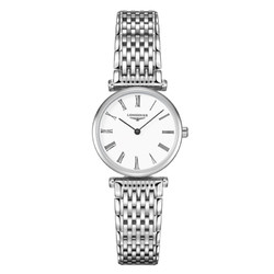 LONGINES 浪琴 嘉岚系列 L4.209.4.11.6 女士时装腕表