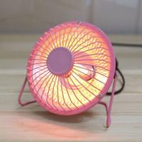 SIBAOLU斯宝路 小太阳电热扇取暖器 4寸