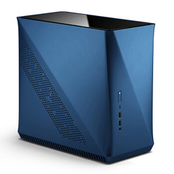 分形工艺(Fractal Design)Era ITX 矿石蓝(钢化玻璃顶盖)