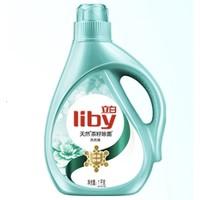 Liby 立白 天然茶籽除菌洗衣液 1kg *3件