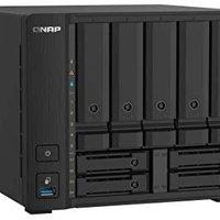 QNAP 威联通 TS-932PX-4G 5+4 Bay 高速 NAS,带两个 10GbE 和 2.5GbE 端口