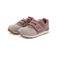 new balance 女童 运动鞋 深粉色 YV574BUA *3件