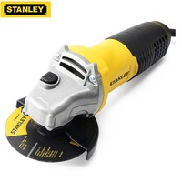 STANLEY 史丹利 电动手持式角磨机 580W 裸机