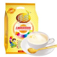 维维儿童营养豆奶粉500g/袋装 早餐高蛋白 学生青少年豆浆 冲饮速食 *2件