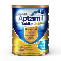 Aptamil 爱他美 金装 婴儿配方奶粉 3段 900g