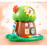 AUBY 澳贝 463425DS 婴儿电子琴智慧树