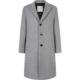 GXG男装 冬季商场同款韩版灰色羊毛长款大衣男#GA126620G *2件 510元(需用券,合255元/件)