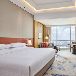 近长隆度假区!可享房型升级!广州奥园喜来登酒店 豪华客房3晚(含早餐)